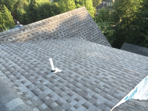 Marroquin Homes LLC - Finished Roof