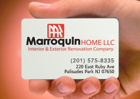 About us marroquin homes llc bergen county nj 201 575 8335 marroquin home llc business card reheart Choice Image